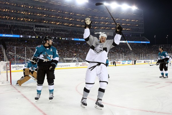 Kings beat Sharks