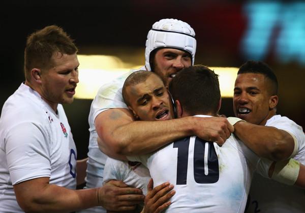 England beat Wales