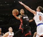 Heat beat Knicks