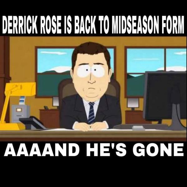 He's Gone