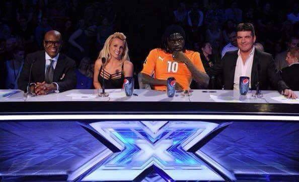 Idol judge