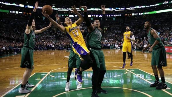 Jeremy Lin vs Celtics
