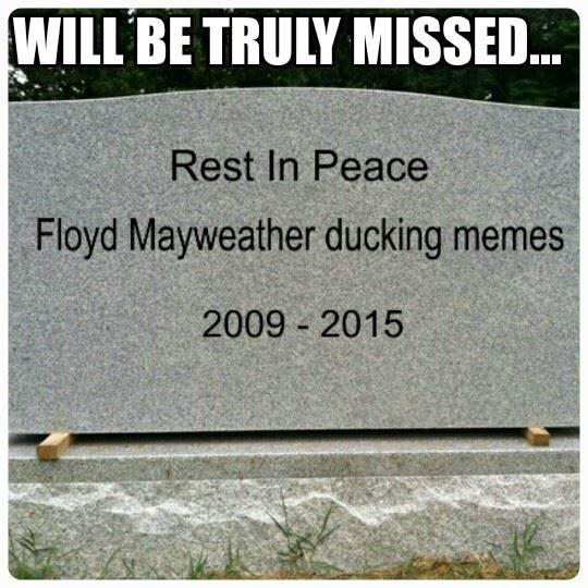 No more ducking memes