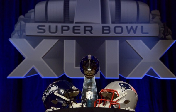Patriots vs Seahawks Super Bowl XLIX