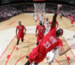 Rockets beat Clippers