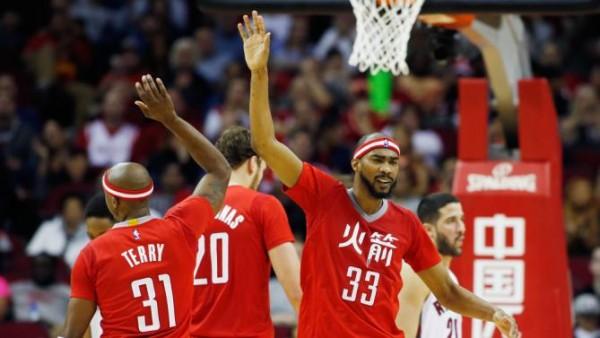 Rockets beat Raptors