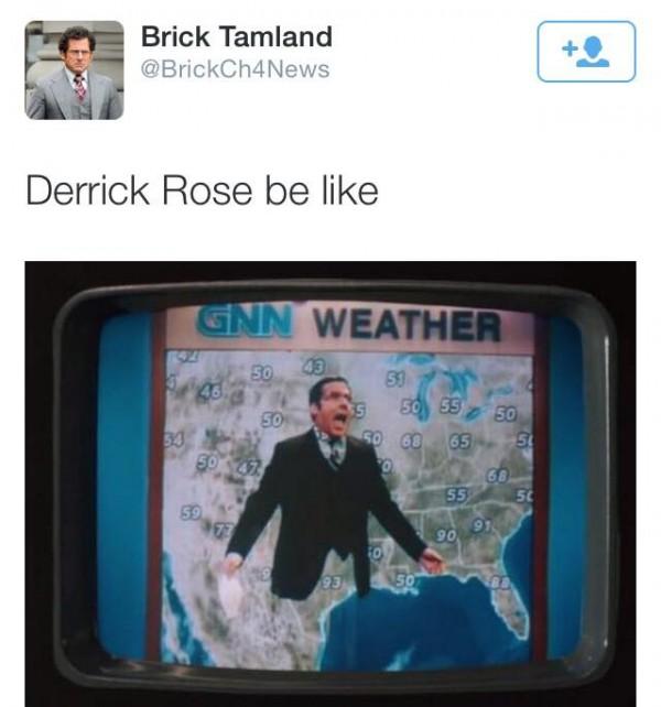 Rose Joke