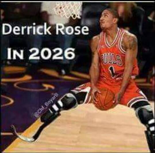 8f6d558c8ef 33 Best Memes of Derrick Rose Getting Injured Again