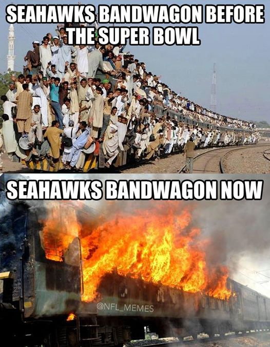 Seahawks Bandwagon