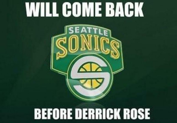 Sonics before Rose