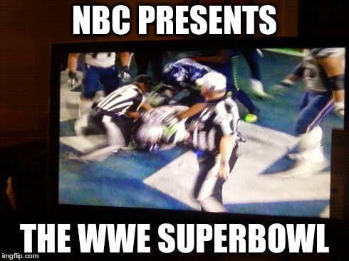 WWE Super Bowl