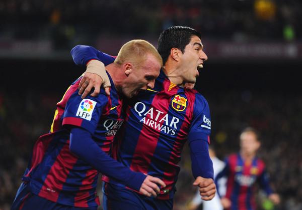 Barcelona beat Real Madrid