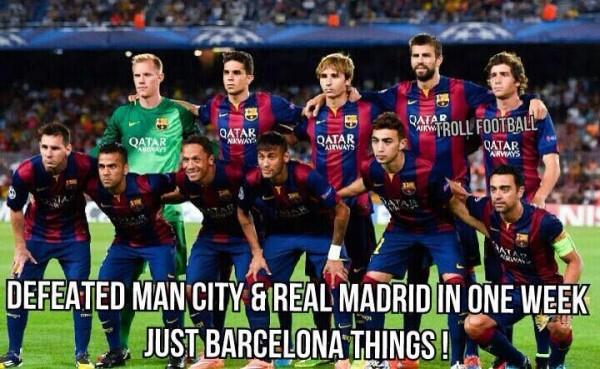 Barcelona things