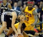 Cavaliers vs Spurs