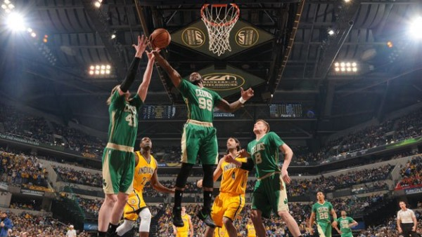Celtics beat Pacers