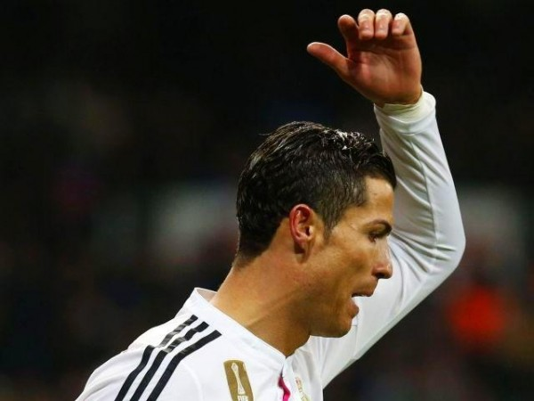 Image result for angry Cristiano Ronaldo