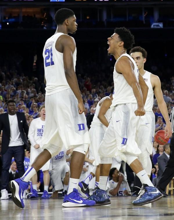 Duke Celebration