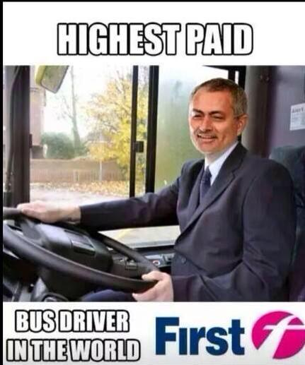 Highest paid bus driver