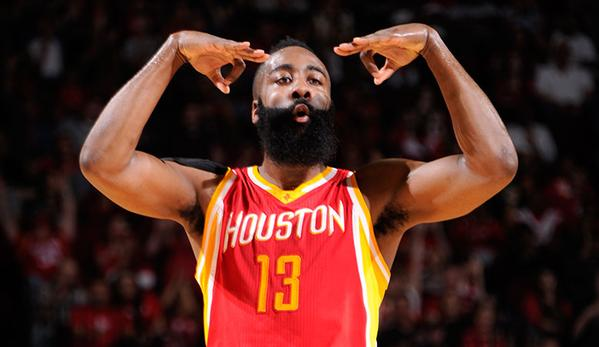 72be762930b Houston Rockets - James Harden Gets 50  MVP Talk is Unavoidable ...