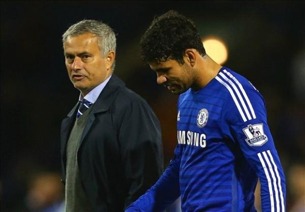 Jose Mourinho, Diego Costa