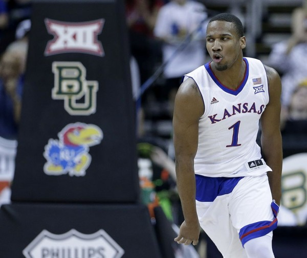 Kansas beat Baylor