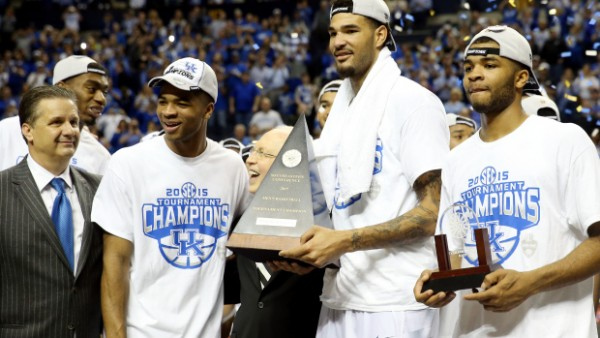 Kentucky SEC Champions