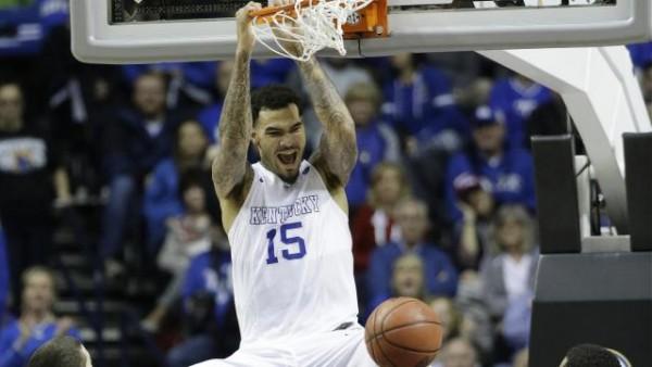 Kentucky beat Auburn
