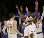 Knicks beat Raptors
