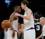 Knicks beat Spurs