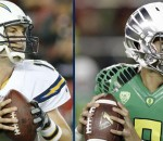 Marcus Mariota, Philip Rivers