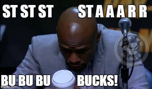 Mayweather Starbucks