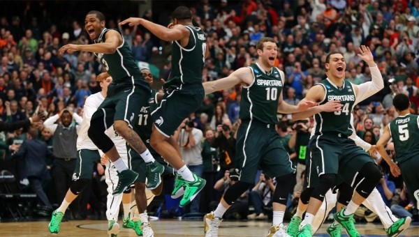 Michigan State beat Louisville