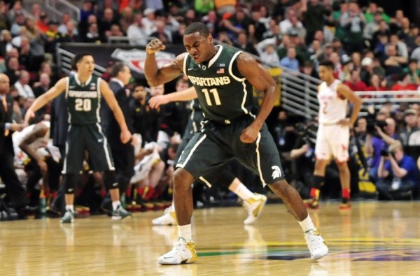 Michigan State beat Maryland