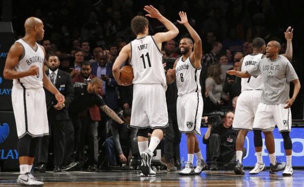Nets beat Warriors