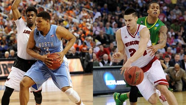 North Carolina vs Wisconsin