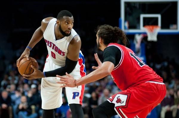Pistons beat Bulls