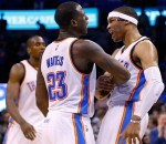 Russell Westbrook, Dion Waiters