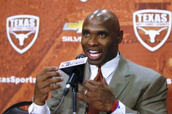 Texas head coach