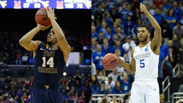 West Virginia vs Kentucky