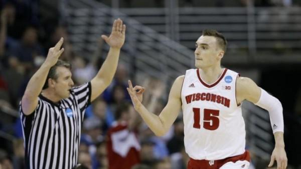 Wisconsin beat Oregon