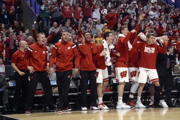 Wisconsin beat Purdue