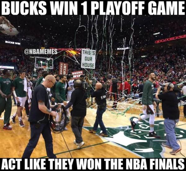 Bucks Meme