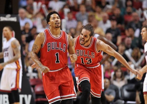Bulls beat Heat