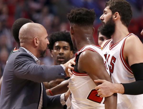Bulls vs Bucks