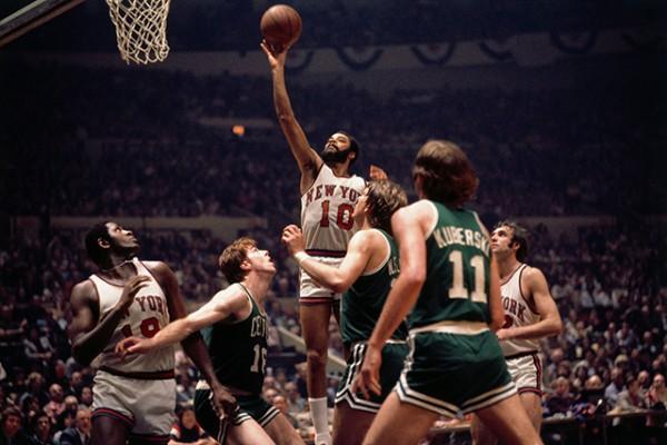Celtics Knicks 1973