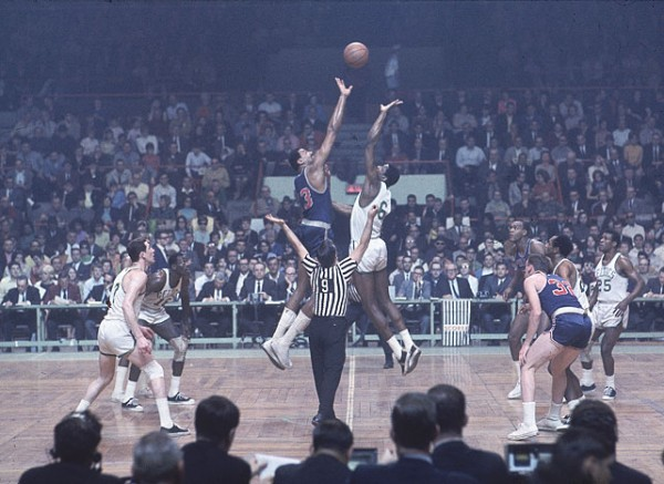 Chamberlain vs Russell 1967