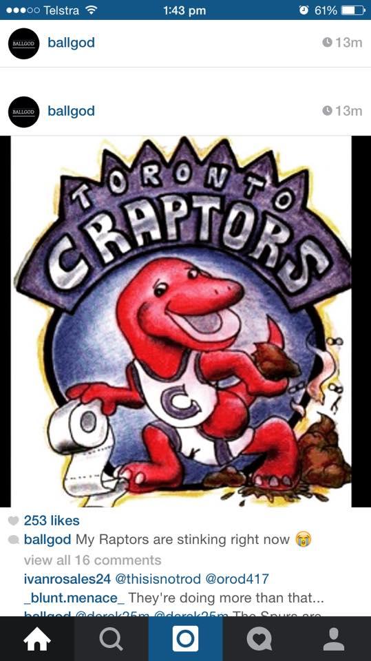 Craptors