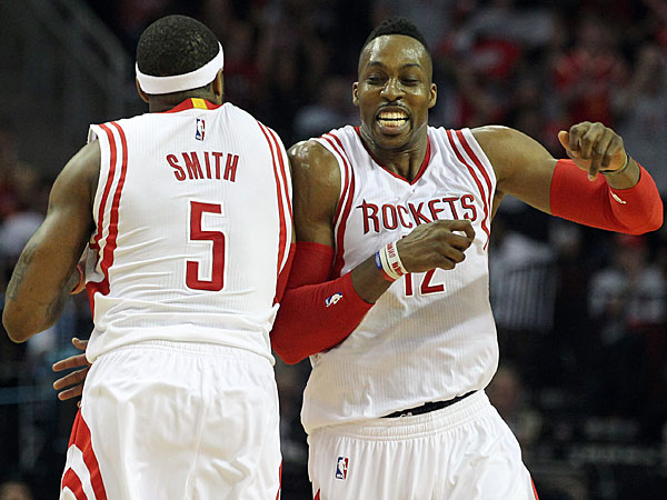 Dwight Howard, Josh Smith