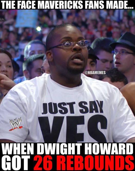 Dwight Howard Rebounds Meme