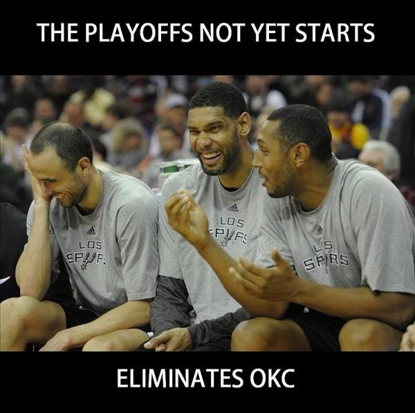 Eliminate OKC